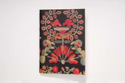 Notebook with Kilim Pattern V