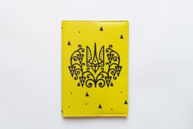 Passport Cover. Krychevsky 3