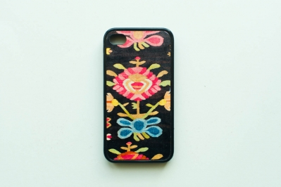 Phone Cover with Kilim Pattern VII