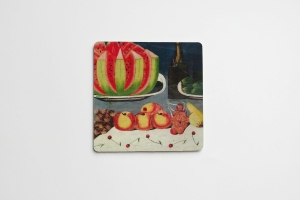 Coaster with Watermelon 1