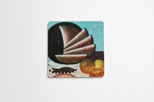 Coaster with Watermelon 2