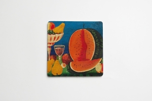 Coaster with Watermelon 6