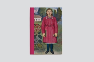 A Girl in Pink. Notebook